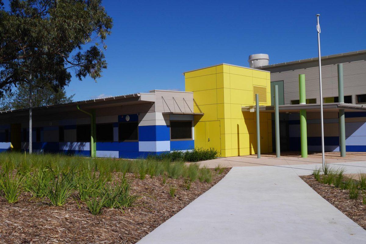 Taylor Primary School 1